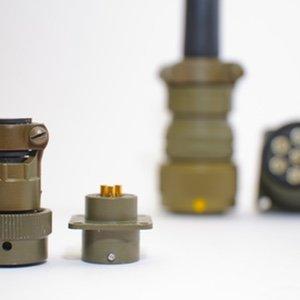 MIL-DTL Circular Connectors