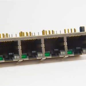 PCB & Backplane Connectors