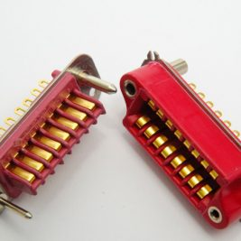 McMurdo Red Range Rack & Panel Connectors